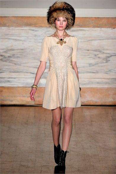 Temperley London - Collections Fall Winter 2012-13 - Shows - Vogue.it
