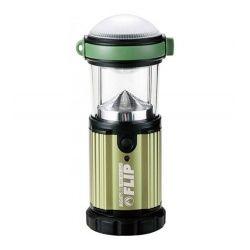 Uco Mighty Lite Flip。185ルーメンの明るさに加えて、ヘッドが180度回転するので、懐中電灯としても使える優秀なヤツなのです。