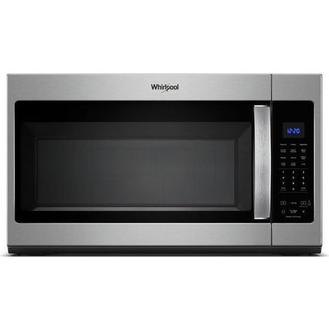 Whirlpool 2 2 Cu Ft Countertop Microwave With Greater Capacity