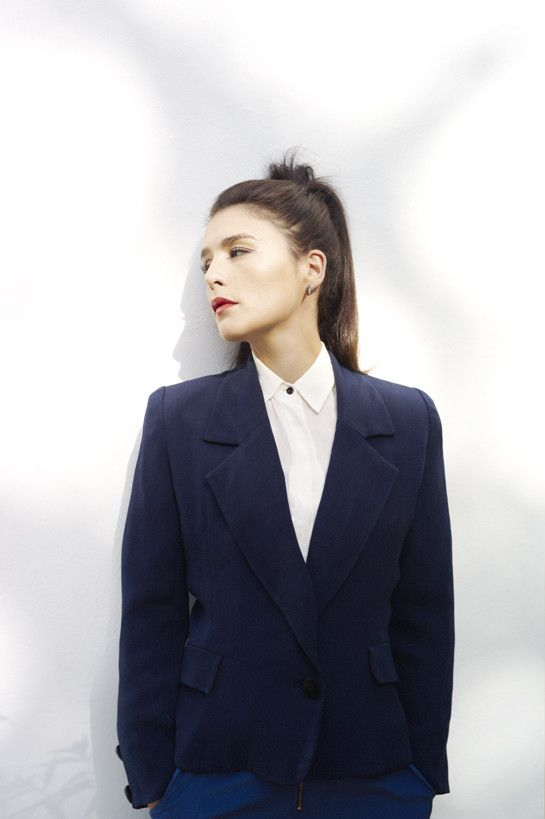 Jessie Ware is Stepping Out of the Shadows wearing Antipodium