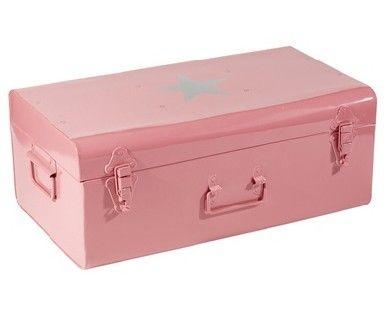 Girl's room: Baúl rosado