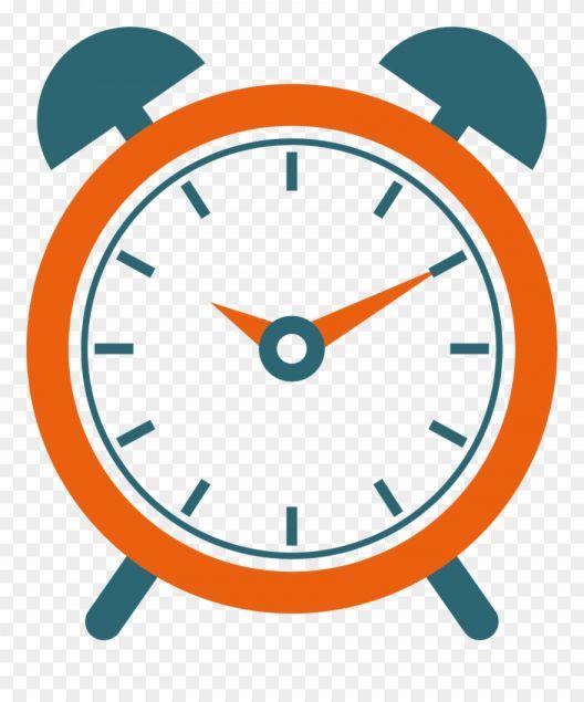 18 Cartoon Clock Icon Png