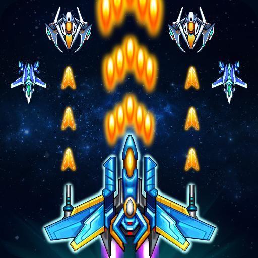 Galaxy Sky Shooting Game Free Offline Download Di 2020 Galaksi