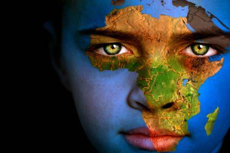 Africa..