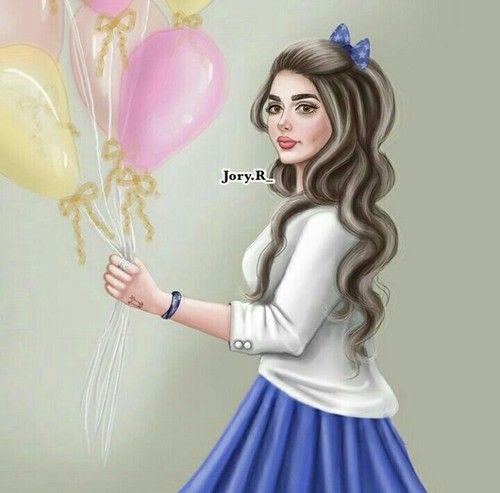Image By Karen Arroyo Girl Cartoon Girly Pictures Cute Girl Wallpaper