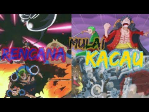 review manga one piece chapter 980 kekacauan dimulai youtube manga entertainment sign