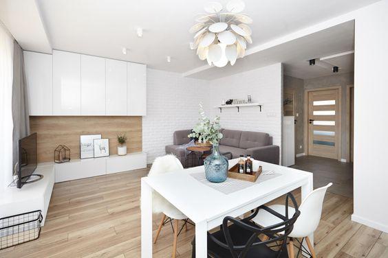 Concept 7 Studio I Metamorfoza Mieszkania W Bloku Z Wielkiej Plyty Home Home Decor Furniture