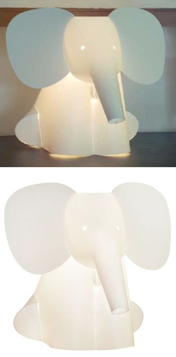 cutest light for the little ones! eek
