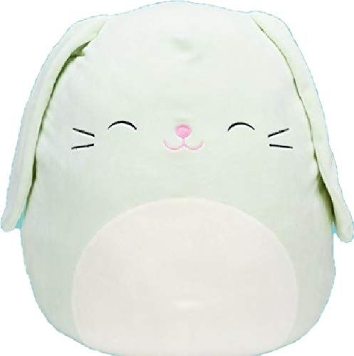 Squishmallow Kellytoy Easter 12 Isabella The Light Green Bunny Plush Doll Kellytoy Squishmallow Bunny Plush Cat Plush Toy Plush Dolls