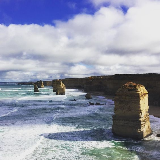 Checking out the sights #12apostles by nickhinchley http://ift.tt/1ijk11S
