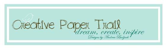 Creative paper trail blog  -  Andrea Budjack