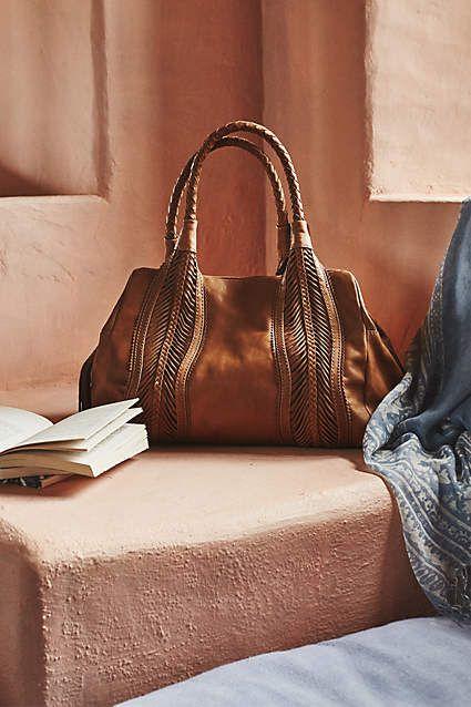 Woodwardia Shoulder Bag - anthropologie.com