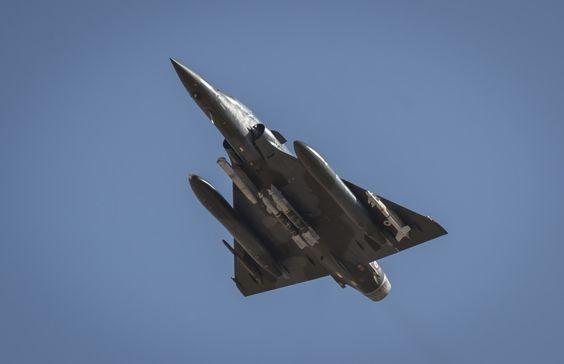 French Armée de l'Air Dassault Mirage 2000. Photo EMA / Armée de l'Air
