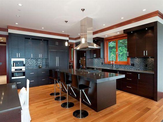 Vancouver Home Designer  Rommel Design Ltd West Vancouver Impressive Kitchen Designer Vancouver 2018