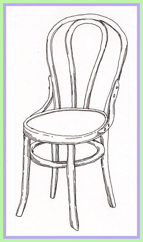 122 Reference Of Deck Chair Cartoon Drawing In 2020 Umrisszeichnungen Konturen Zeichnen Zeichnung