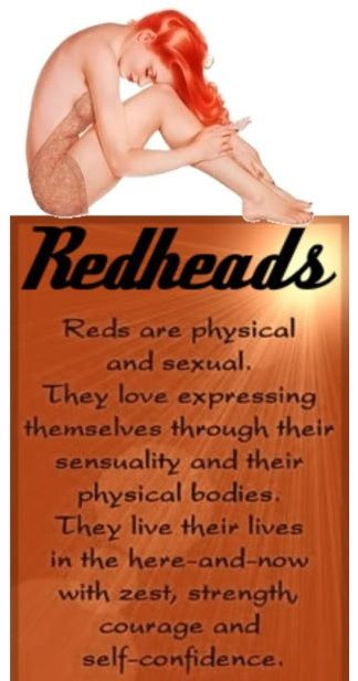 redhead quotes  For my friends that are red heads!!   :)