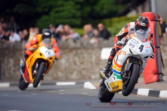 Isle of Man TT, Ian Hutchinson.