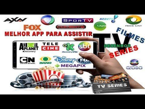 Melhor App Para Assistir Tv 2020 Youtube Em 2020 App