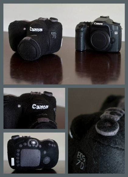 felt camera