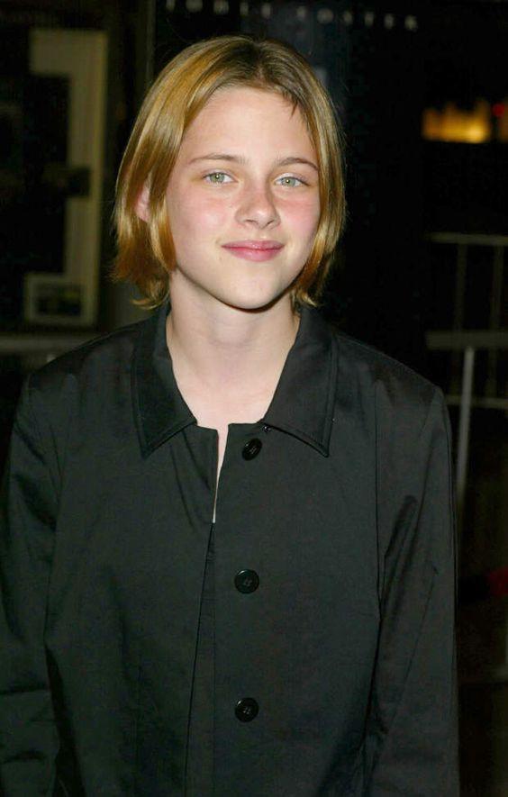 Kirsten Stewart à l'époque du film Panic Room