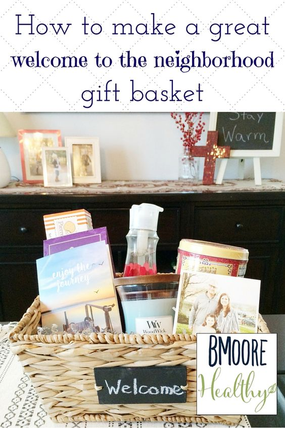 Gift Baskets The Neighborhood And Baskets On Pinterest