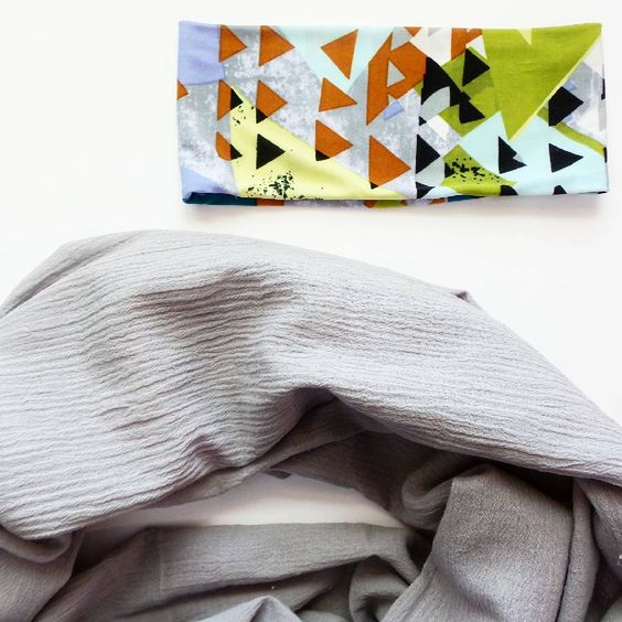I love this headband so much because of all the style possibilities.  And I really love it with our grey gauze scarf.  What outfits would you pair it with?  Grab both of these only at forgotten cotton
