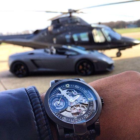 More inspiration & watch updates @ www.Dapperfied.com