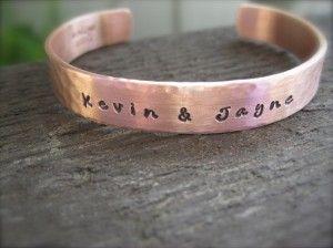 Personalized Cuff Bracelets GIVEAWAY!