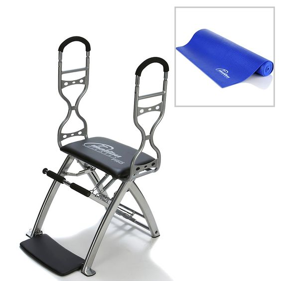 Malibu Pilates Pro Exercise Chair: Pinterest • The World's Catalog Of Ideas