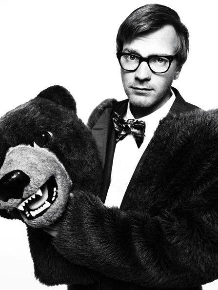 EM & bear