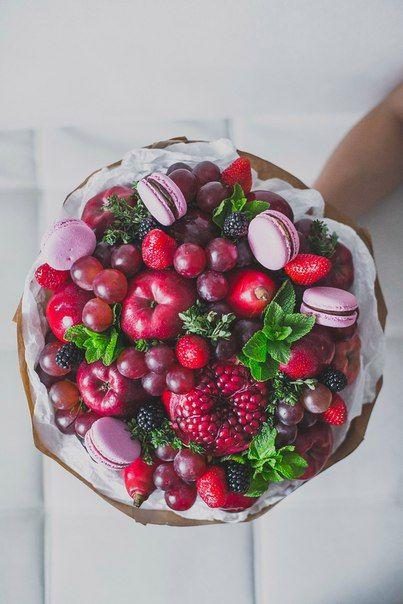 букет из фруктов - Поиск в Google: