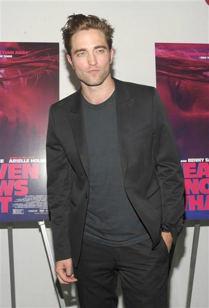 Robert Pattinson - Stars turning 30 in 2016: