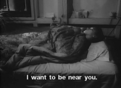 J'AI FAIM, J'AI FROID(1984), CHANTAL AKERMAN