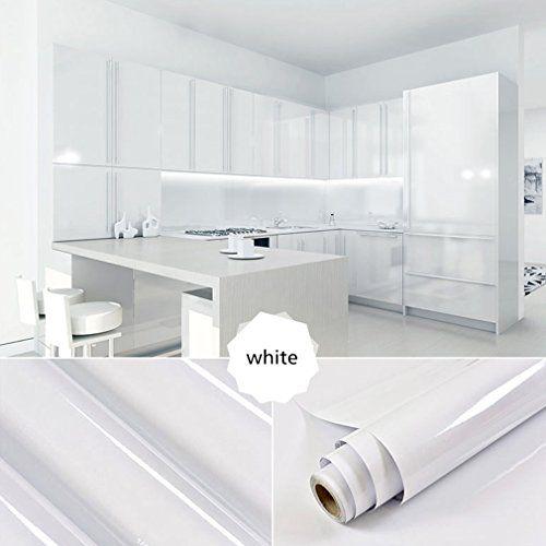 Kinlo Papier Peint Adhesifs Decoration Cuisine Autocollant Rouleau