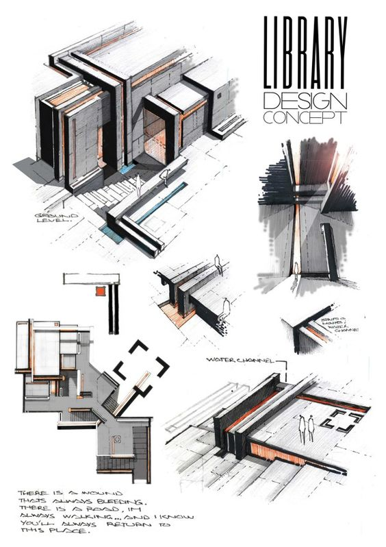 Pinterest the world s catalog of ideas for Architectural design concept ppt