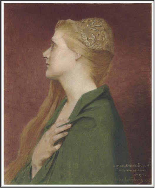 Jules Lefebvre (1836-1911), Lady Godiva - 1906