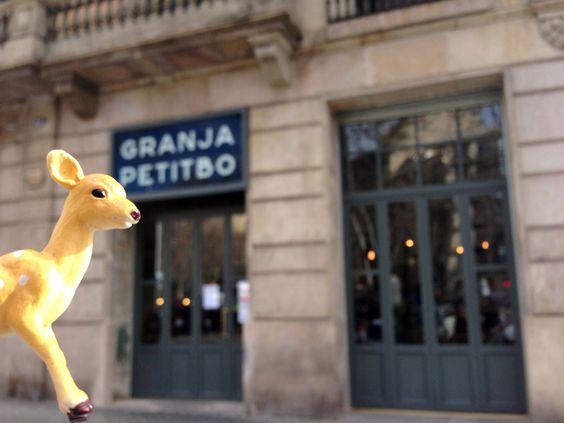 Granja Petit Bo Brunch in Passeig de Sant Joan