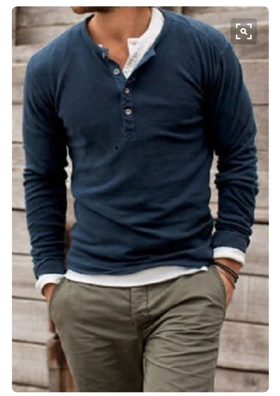 Stitch Fix Men September 2016 - perfect casual outfit!  Great for wearing to take kids to the park, but still look stylish.