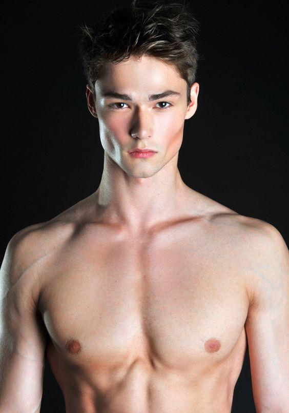 Danish Model Chris Fatland at Independent Men in Milan by Daniel Rodrigues