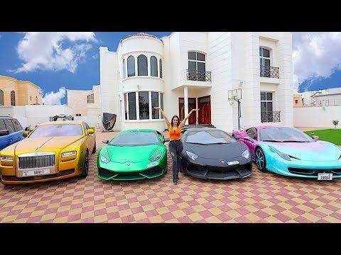 Video My 2020 Car Collection Carcollection Supercar Tuning Luxury Movlogs Lanarose Dubai Emirates Video In 2020 Car Collection Performance Cars High Performance Cars
