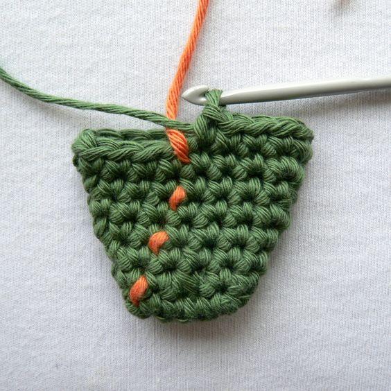 Running stitch, Stitch markers and Amigurumi on Pinterest