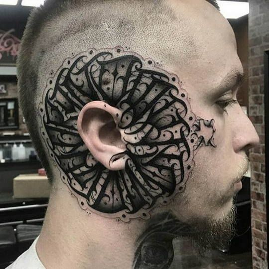 Voted The Scariest 35 Tattooed Guys In The World Funny Pictures And Viral Videos Tattoos For Guys Face Tattoos Body Art Tattoos
