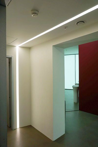 Profil éclairant encastrable / à LED / système d'éclairage modulaire LED LINE 25  Eden Design B.V.B.A