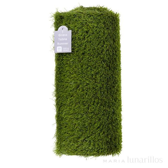 Mantel de hierba artificial