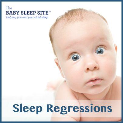 Sleep regression 4 month 8 month 9 month 10 month 11 month 12