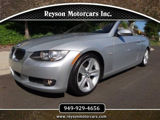 Convertible BMW I Convertible With Door In Anaheim CA - Bmw 328i convertible 2007