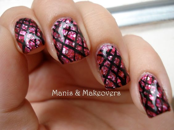 Manis & Makeovers: Swatch-It Sunday: Golden Rose Jolly Jewels 108 http://manisandmakeovers.blogspot.com/2013/08/swatch-it-sunday-golden-rose-jolly.html