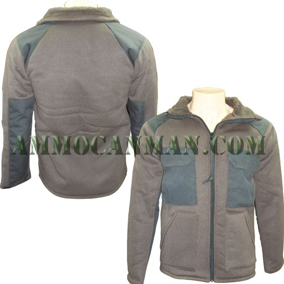 Cold Weather Shirt Synthetic Fiber Pile - Ammo Can Man