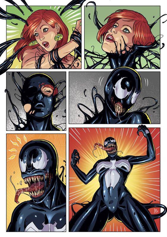 She-Venom | Spiderman animated Wikia | Fandom powered by Wikia