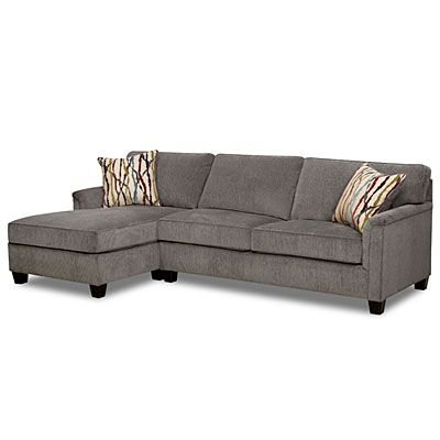 Simmons Amazing Steel 2 Piece Sectional at Big Lots